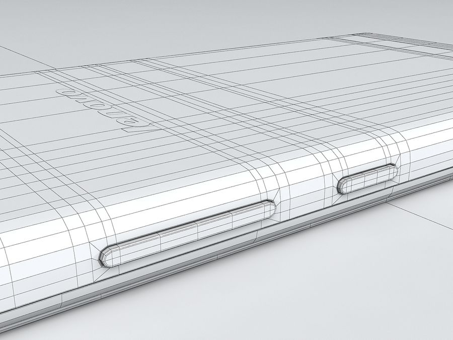 Lenovo P70 royalty-free 3d model - Preview no. 24