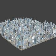 Big City 38 3d model