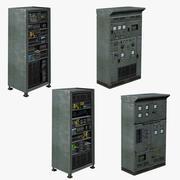 Switchboards 3d model