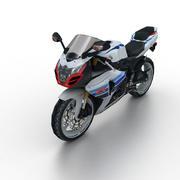 Suzuki GSX-R 1000 2014 3d model