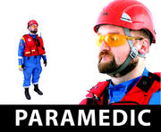 Paramédico modelo 3d