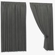 curtain (73) 3d model