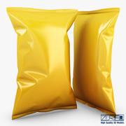 Food packaging v 1 3d model