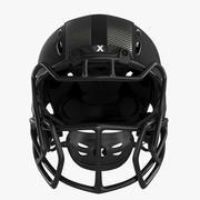 Xenith Epic Football Helmet 3d model