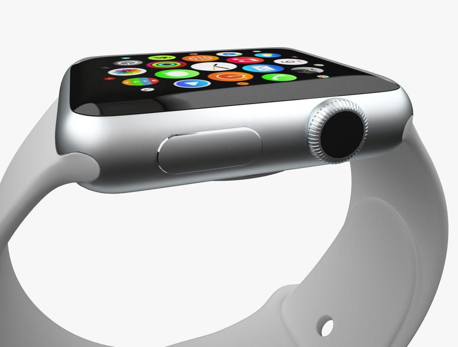 苹果手表折扣价 royalty-free 3d model - Preview no. 2