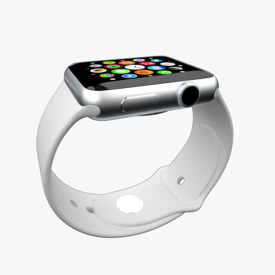苹果手表折扣价 royalty-free 3d model - Preview no. 1