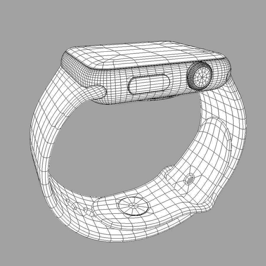 苹果手表折扣价 royalty-free 3d model - Preview no. 5