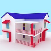 Zuhause 3d model