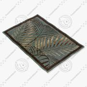 Loloi Rugs Am-03 Blue 3d model
