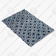 Loloi Rugs Ct-02 Navy 3d model