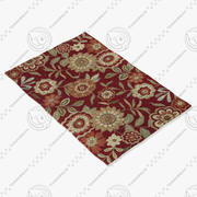 Loloi Rugs Fc-02 Red 3d model