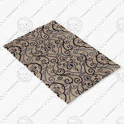 Loloi Rugs Fc-18 Ivory Grey 3d model
