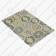 Loloi Rugs Fc-26 Ivory Graphite 3d model