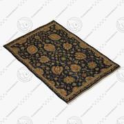 Loloi地毯Le-01木炭 3d model