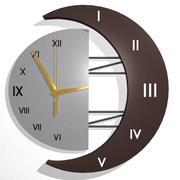 Relógio de parede 05 3d model
