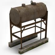 Cisterna A modelo 3d