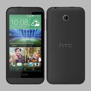 HTC Desire 510 3d model