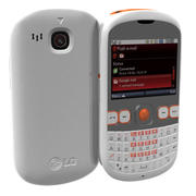LG Handy C300 3d model
