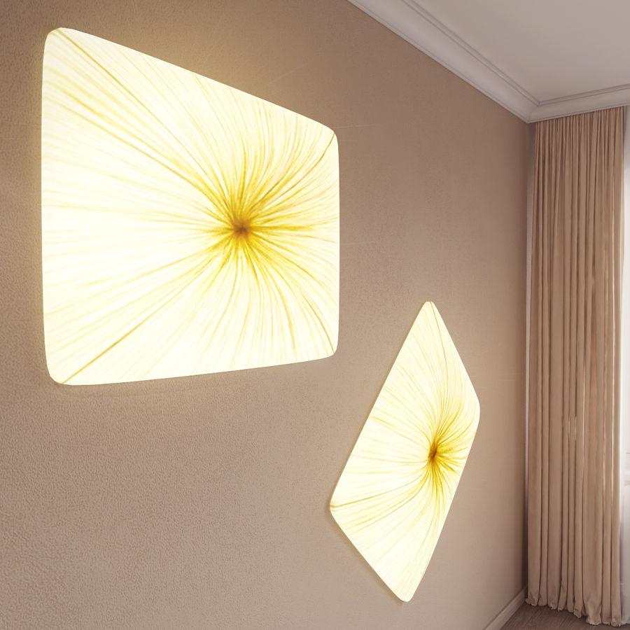 Luminaire Aqua Creations Nara royalty-free 3d model - Preview no. 4