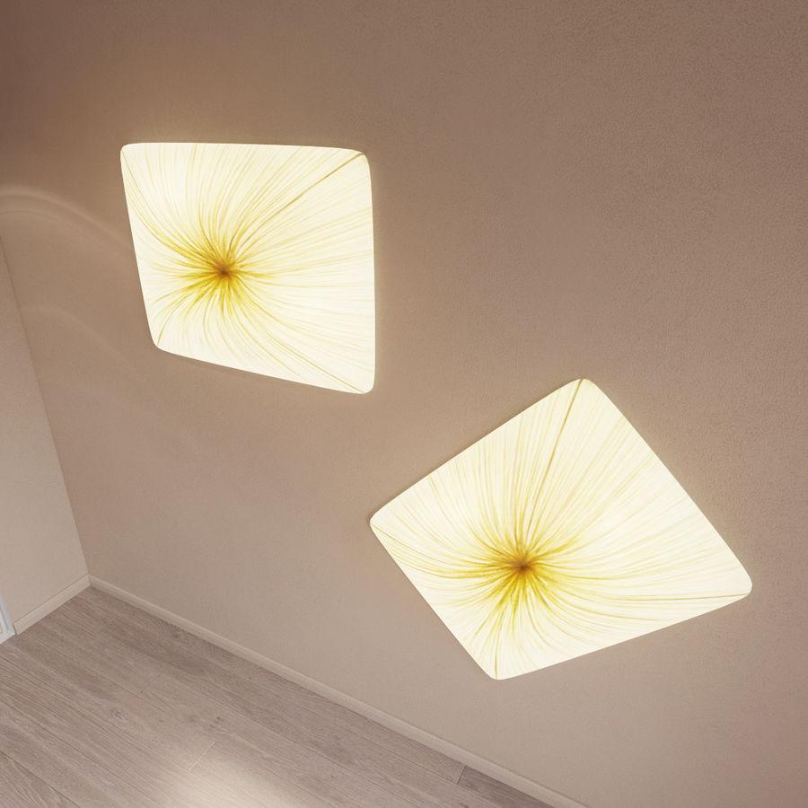 Luminaire Aqua Creations Nara royalty-free 3d model - Preview no. 5