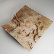 kanyon 3d model