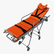 stretcher 2 3d model