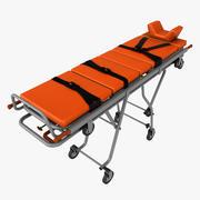 stretcher 3 3d model