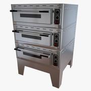 披萨烤箱 3d model