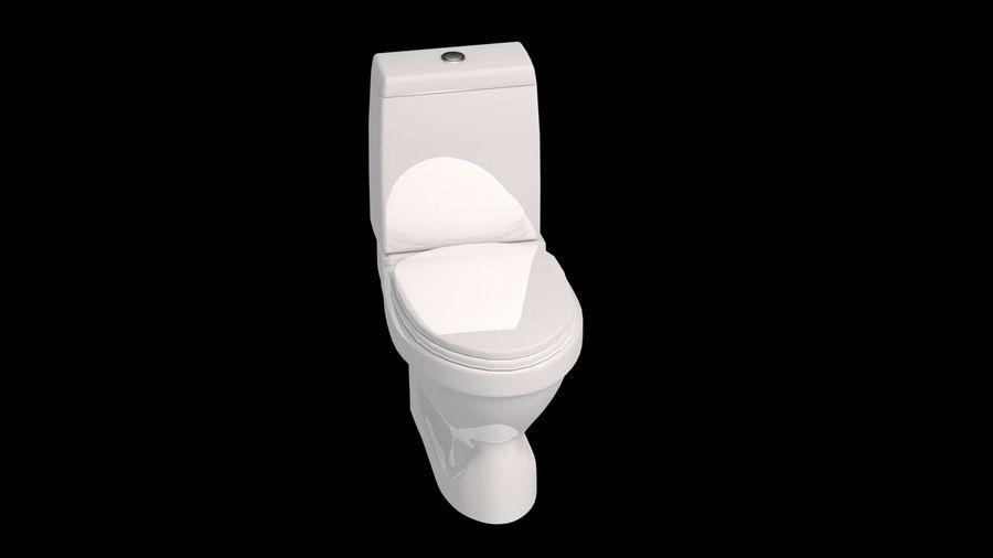 baño royalty-free modelo 3d - Preview no. 5