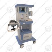 Medizinische Anästhesiemaschine Ather 2 3d model