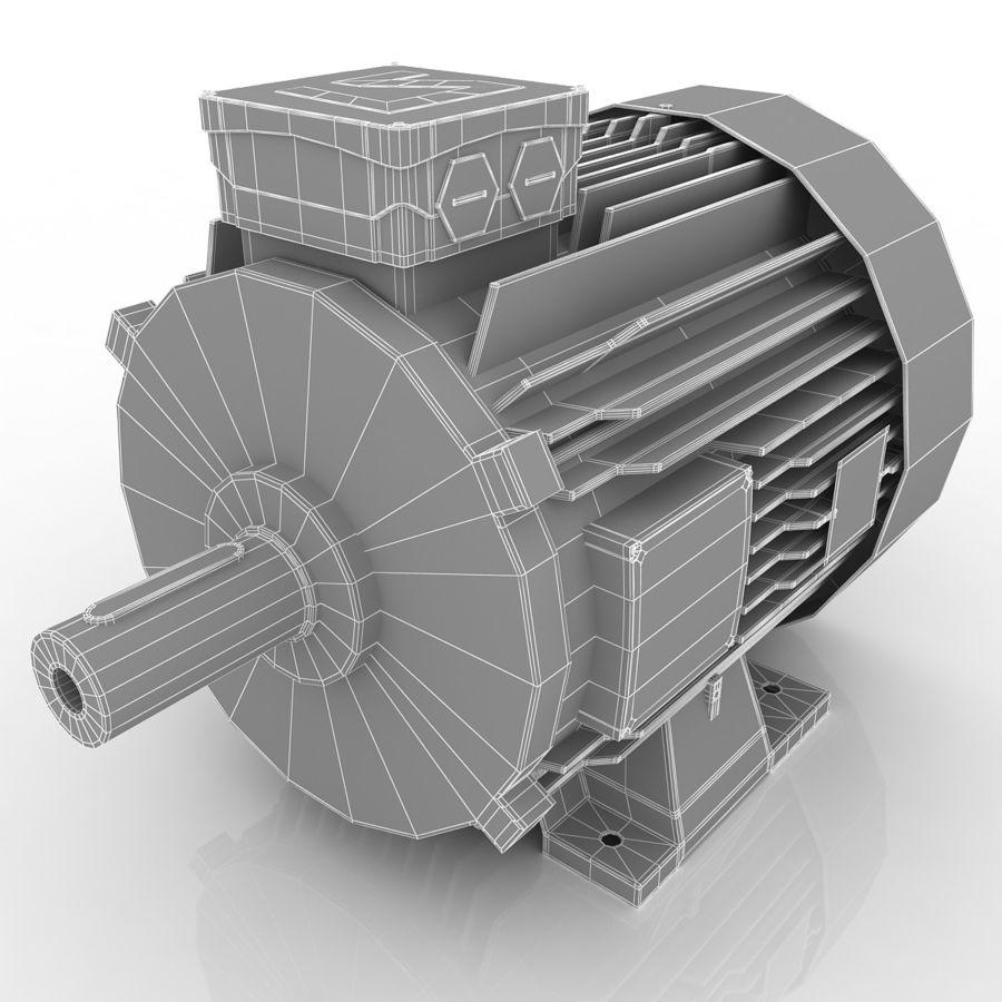 Motor eléctrico royalty-free modelo 3d - Preview no. 13