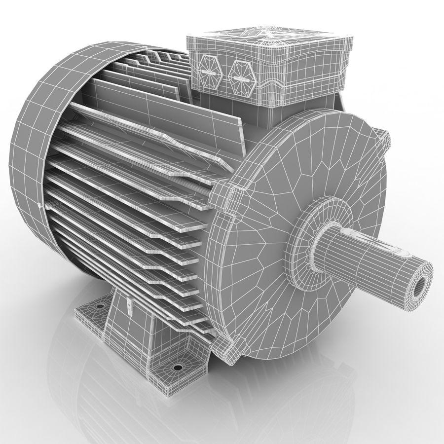 Motor eléctrico royalty-free modelo 3d - Preview no. 9