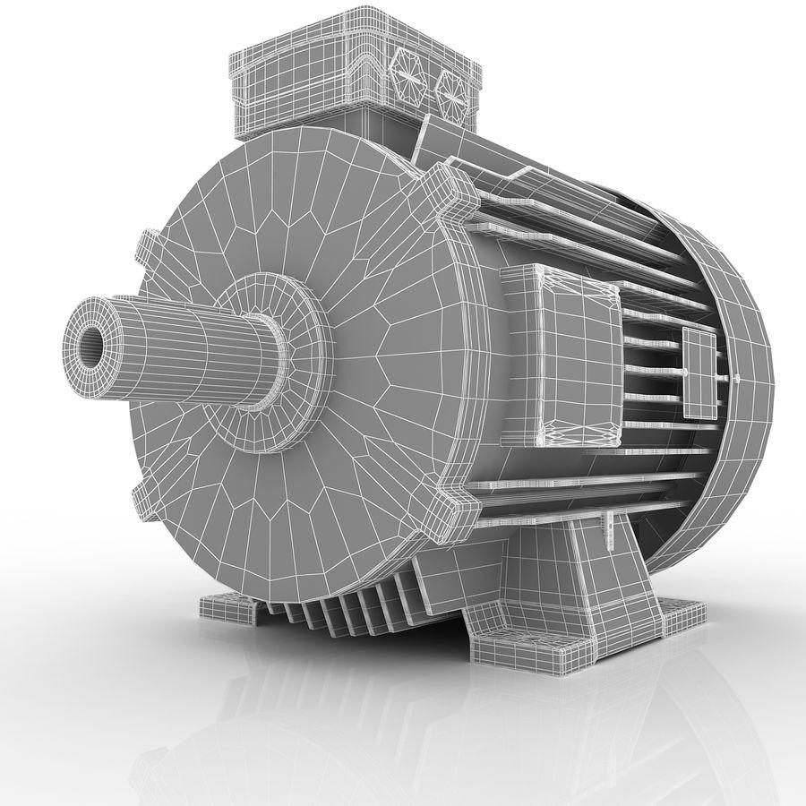 Motor eléctrico royalty-free modelo 3d - Preview no. 10