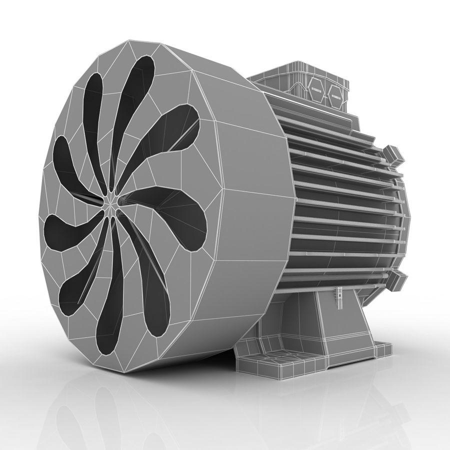 Motor eléctrico royalty-free modelo 3d - Preview no. 12