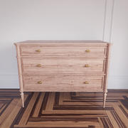 Classic Drawer Chest 3d model