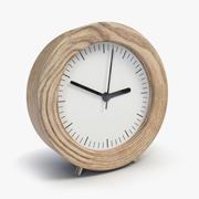 탁상 시계 3d model