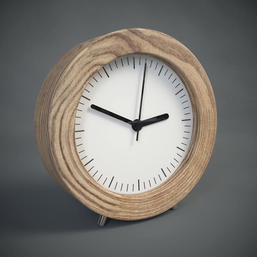 Relógio de mesa royalty-free 3d model - Preview no. 2
