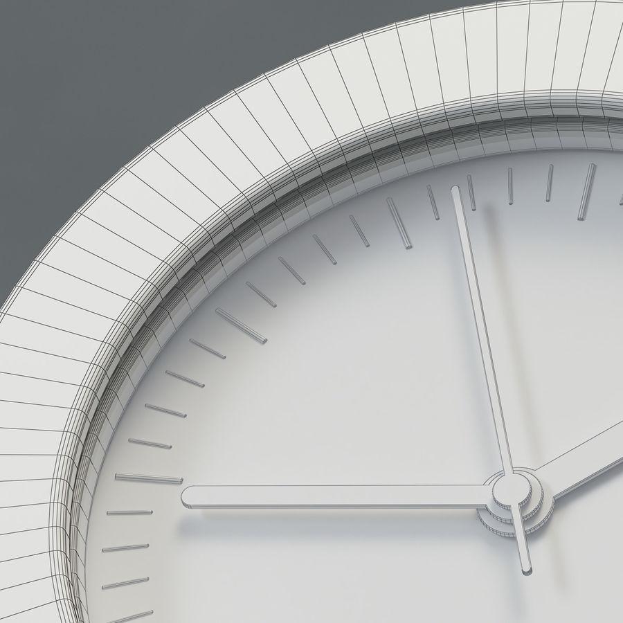 Relógio de mesa royalty-free 3d model - Preview no. 6