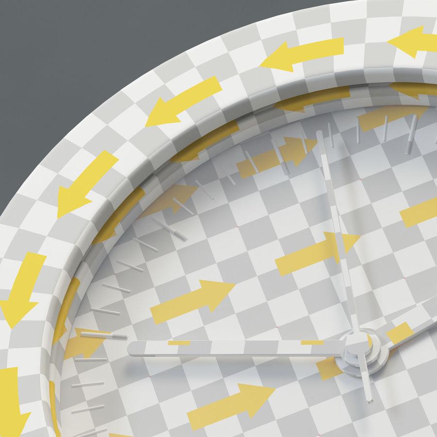 Relógio de mesa royalty-free 3d model - Preview no. 8