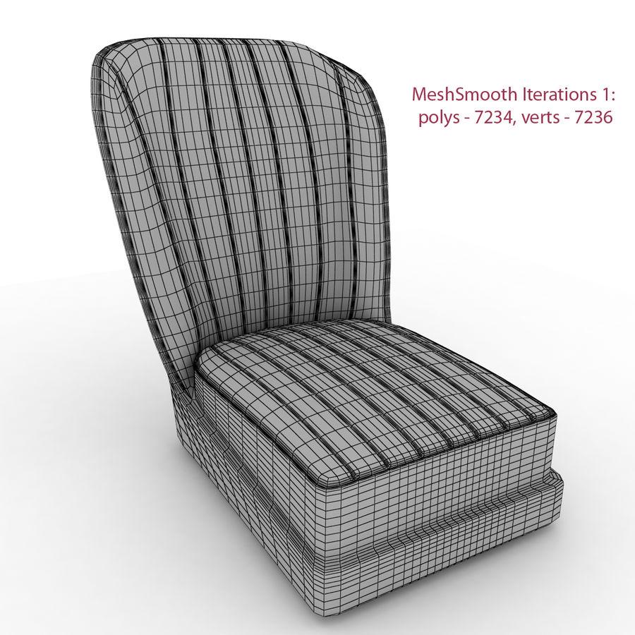 Austin Seat royalty-free 3d model - Preview no. 4