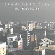 被遗弃的城市-雾 3d model