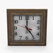 Reloj 3 modelo 3d