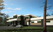 casa da floresta 3d model