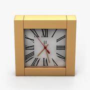 Reloj 4 modelo 3d