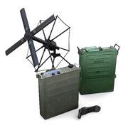 Radio militari 1 3d model