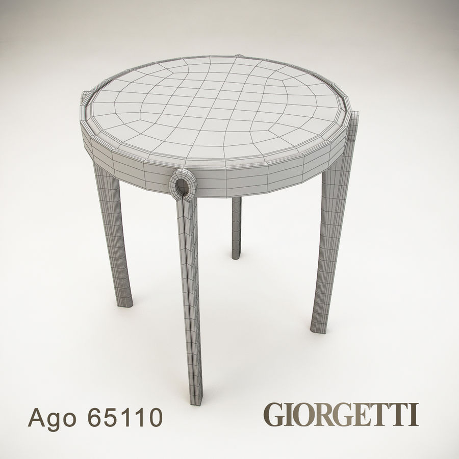 Ago 65110 royalty-free 3d model - Preview no. 4
