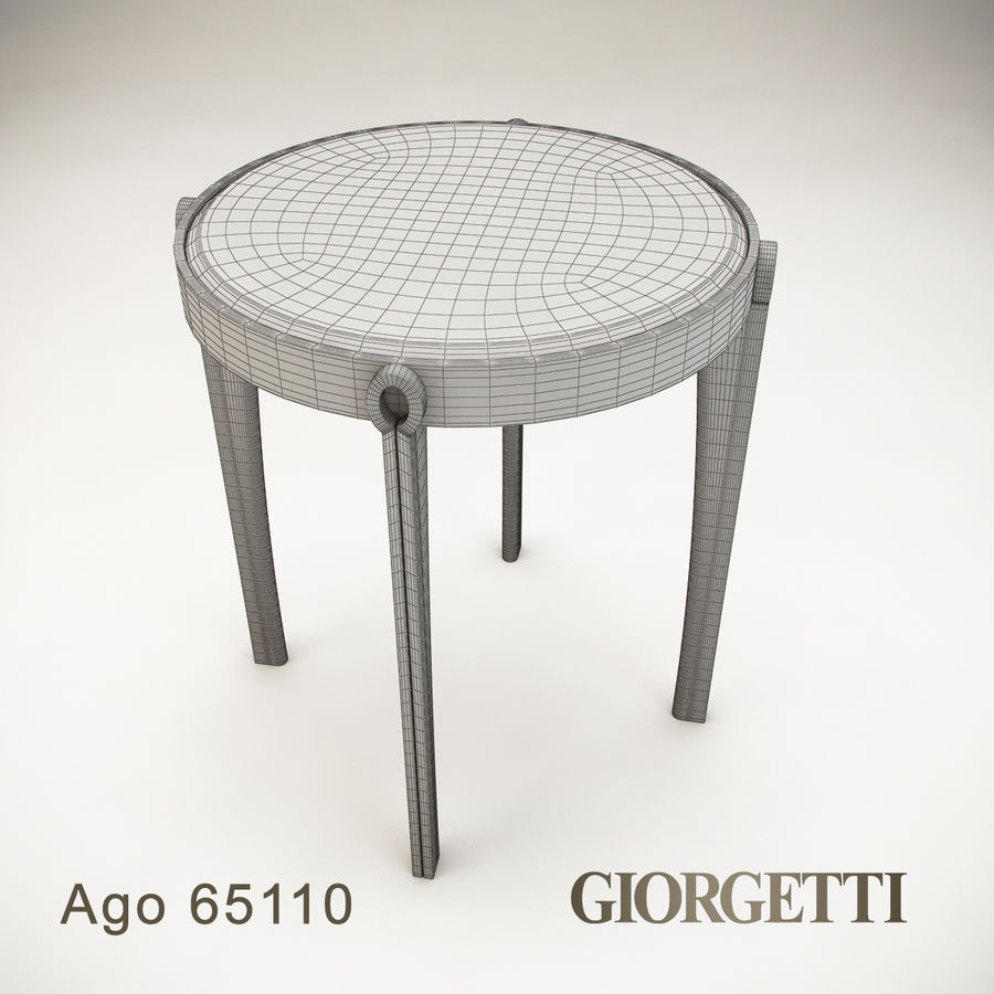 Ago 65110 royalty-free 3d model - Preview no. 5