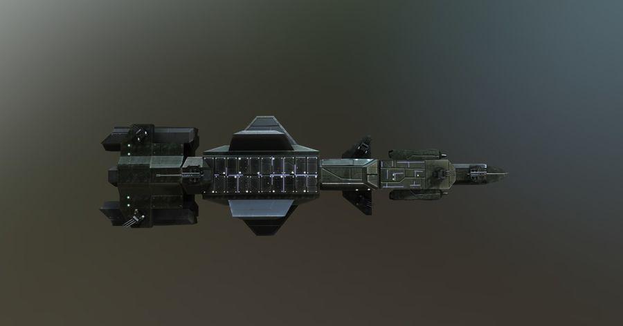 Macherius royalty-free 3d model - Preview no. 2