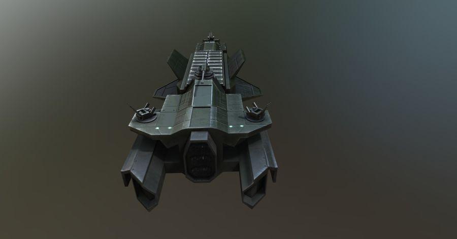 Macherius royalty-free 3d model - Preview no. 3
