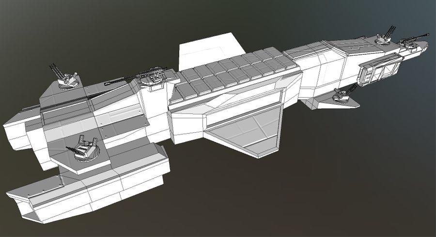 Macherius royalty-free 3d model - Preview no. 4